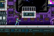 Metroid Fusion 0911 Proto SA-X Room