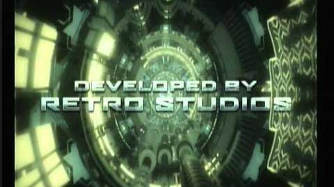 Metroid Prime Trilogy Intro