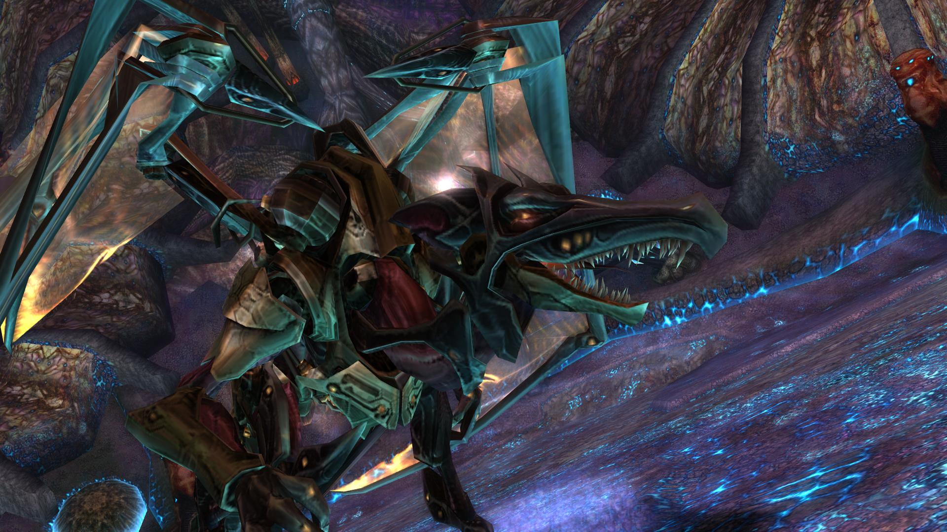 Phazon-enhanced armorskin