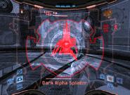 Esquirla Oscura Alfa Visor Oscuro mp2