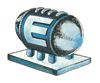 Brawl Sticker Energy Tank (Metroid)