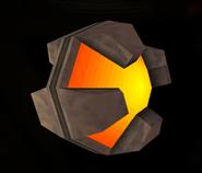 Bomba objeto MP2