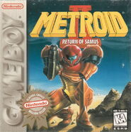 Metroid II Player's Choice