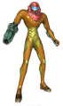 Phazon Fusion Suit transparent