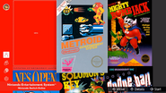 Metroid Nintendo Switch Online