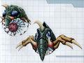 MSR Artbook Alpha and Gamma Metroids (M2)