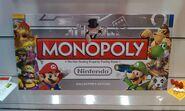 Nintendo Monopoly caja