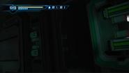 Room MW - blast doors