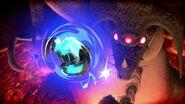 SSBU Dark Samus Screw Attack on Brinstar Depths