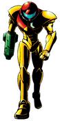 Samus Aran (Metroid Zero Mission) Artwork 01