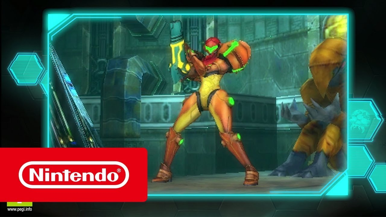 The rebirth of a classic Metroid adventure