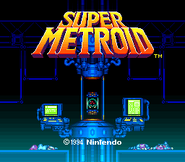 Title Screen SM