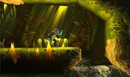 Phase 9 Queen Metroid Lair Entrance