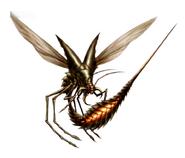 War Wasp Concept Art MP1