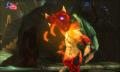 Metroid Samus Returns Arachnus Arachnus Dying Roar (Cutscene)