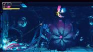 Drogyga's helical tentacles
