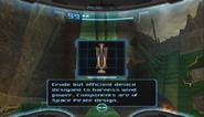 Turbine - Central Mining Station (scan hologram)