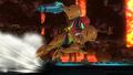 Dash Attack Samus SSB4