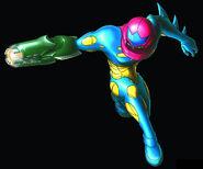 Fusion Suit art