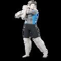 M Wii Fit Trainer SSBU