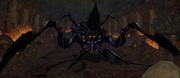 Metroid Prime en el Cráter del Impacto.png