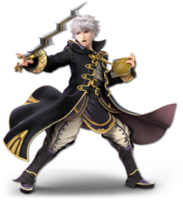 SSB Ultimate Robin render