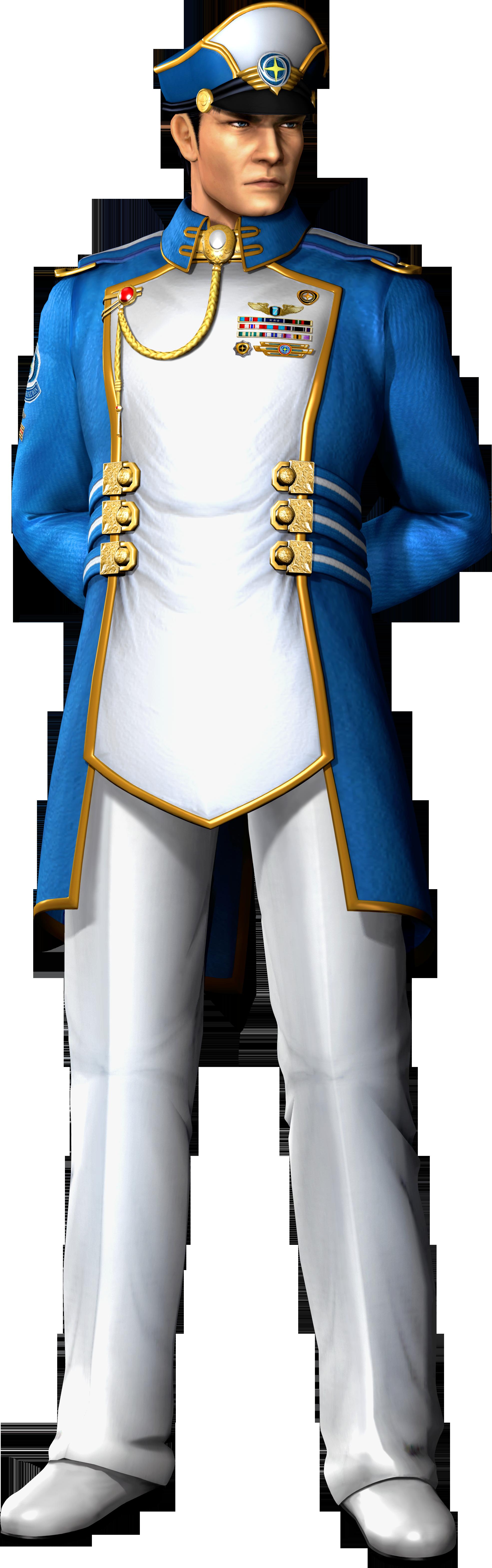 Commander Adam Malkovich