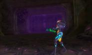 Arena del Diggernaut Samus entra msr