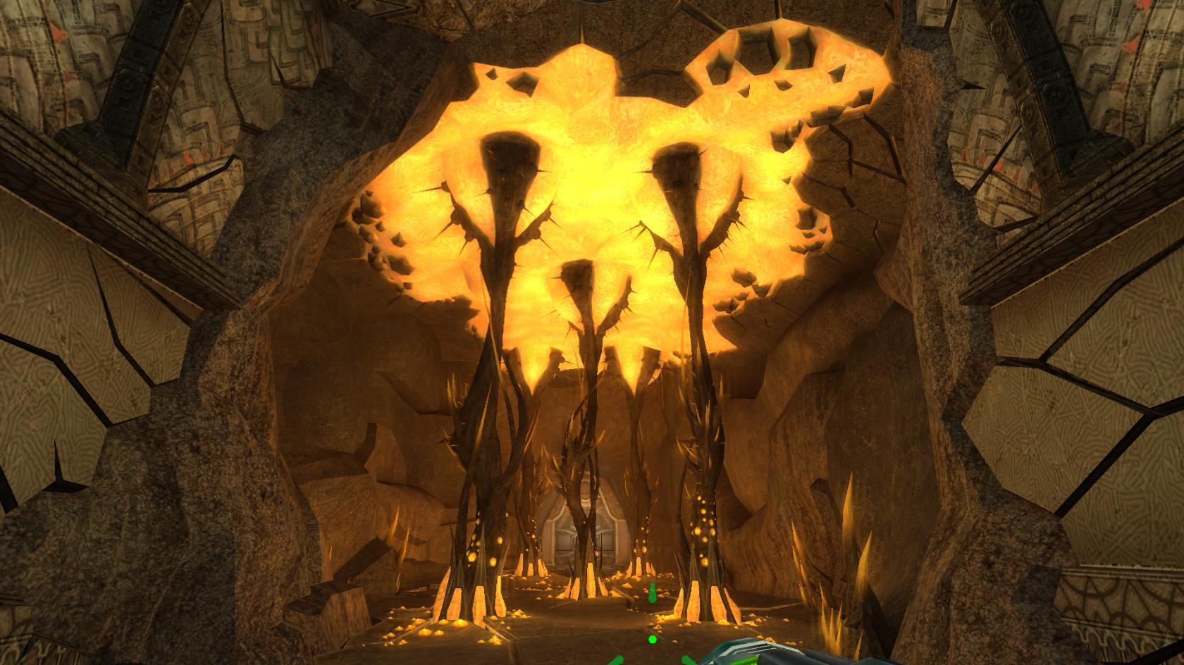 Cavern Entry