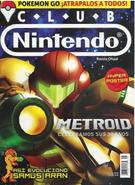 Club Nintendo revista Metroid 30