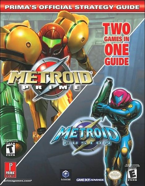Metroid Prime and Metroid Fusion: Prima's Official Strategy Guide