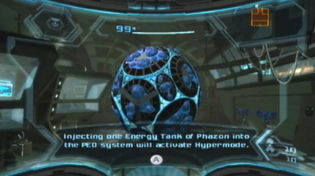 Phazon Target