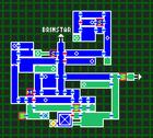 Kraid's Lair In-Game Map MZM