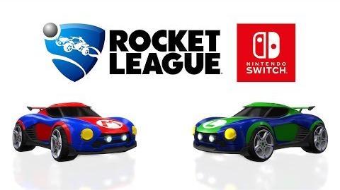 Rocket League® - Nintendo Switch Battle-Cars Trailer