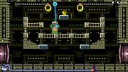 Super Metroid microgame in WarioWare Get It Together 11