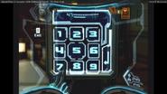 Terminal de Copias de Seguridad-Números