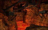 Metroid Prime flash fifth room render