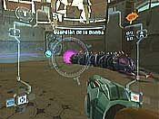Samus luchando contra el guardián de la bomba