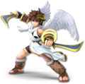 SSB Ultimate Pit render