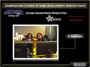 CG and Soundtrack Production