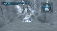 Ice passage - wall breaks