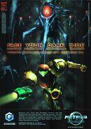 Metroid Prime 2 German ad
