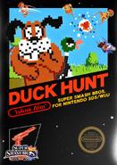 Duck Hunt reveal art