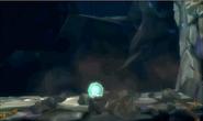 Metroid Samus Returns Diggernaut leaves behind Space Jump