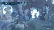 Stalactite cavern - stalactite falls