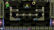 Super Metroid microgame in WarioWare Get It Together 12
