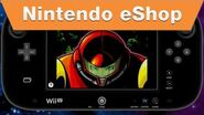 Metroid Zero Mission on the Wii U Virtual Console