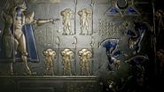 Development History Chozo hieroglyphs