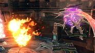 SSBWU Black Ridley Arcing Fireball Attack