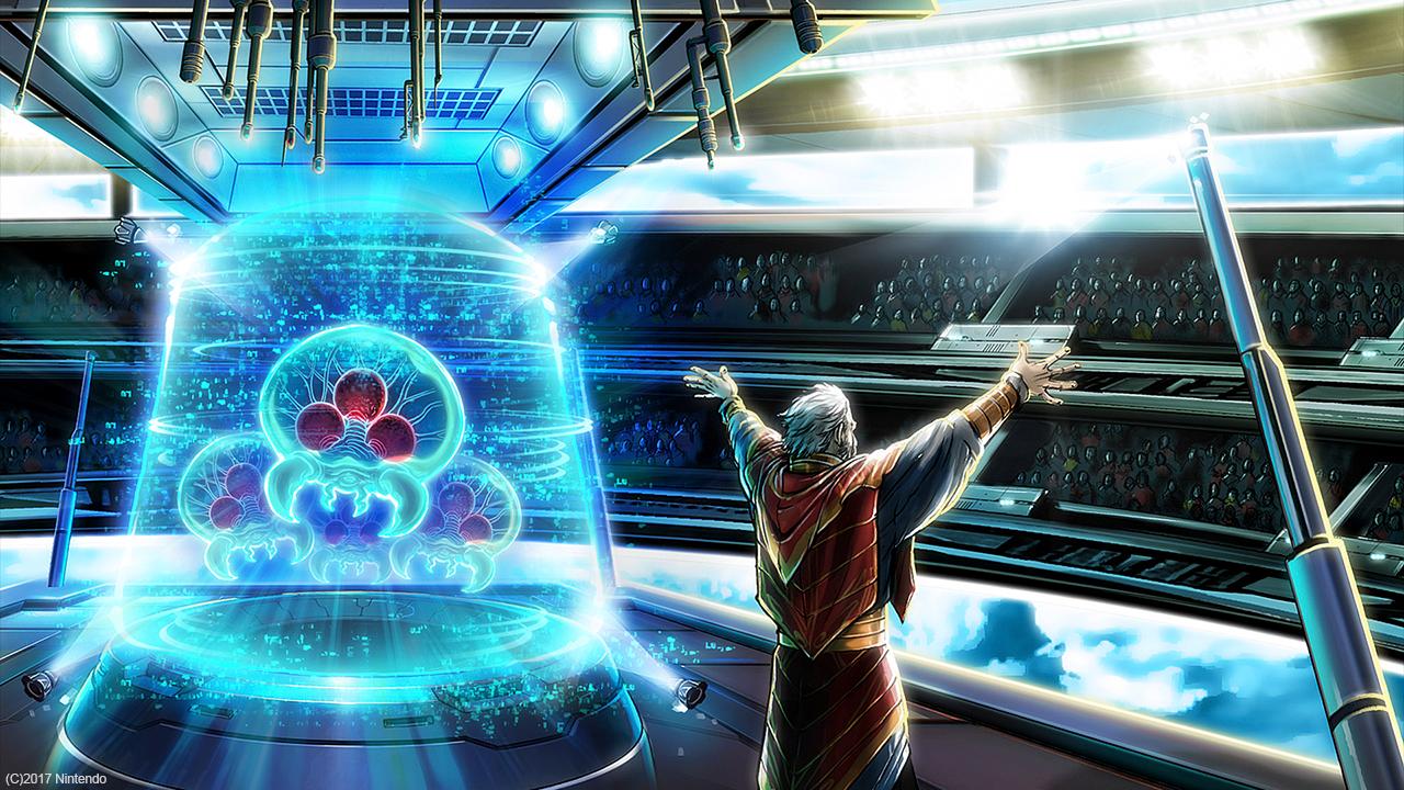 Galactic Federation Council